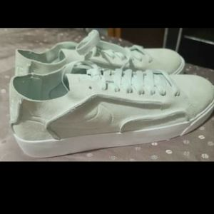 Women's Mint Green Nike Sneakers